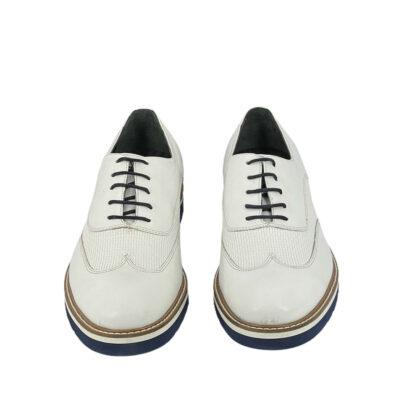 Παπούτσια Brogue Λευκά