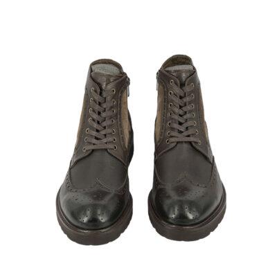 Παπούτσια Brogue Καφέ