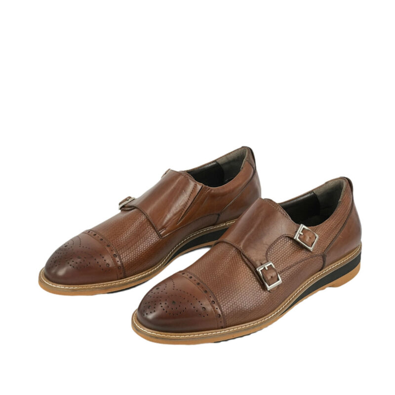 Παπούτσια Monk Strap Ταμπά