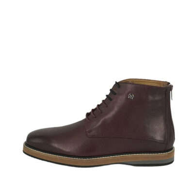 Παπούτσια Μποτάκια Μπορντό 900-90-6695-9243-3