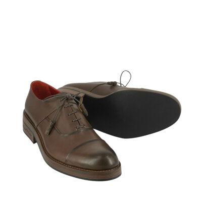 Παπούτσια Δετά Καφέ 900-90-7150-9154-3